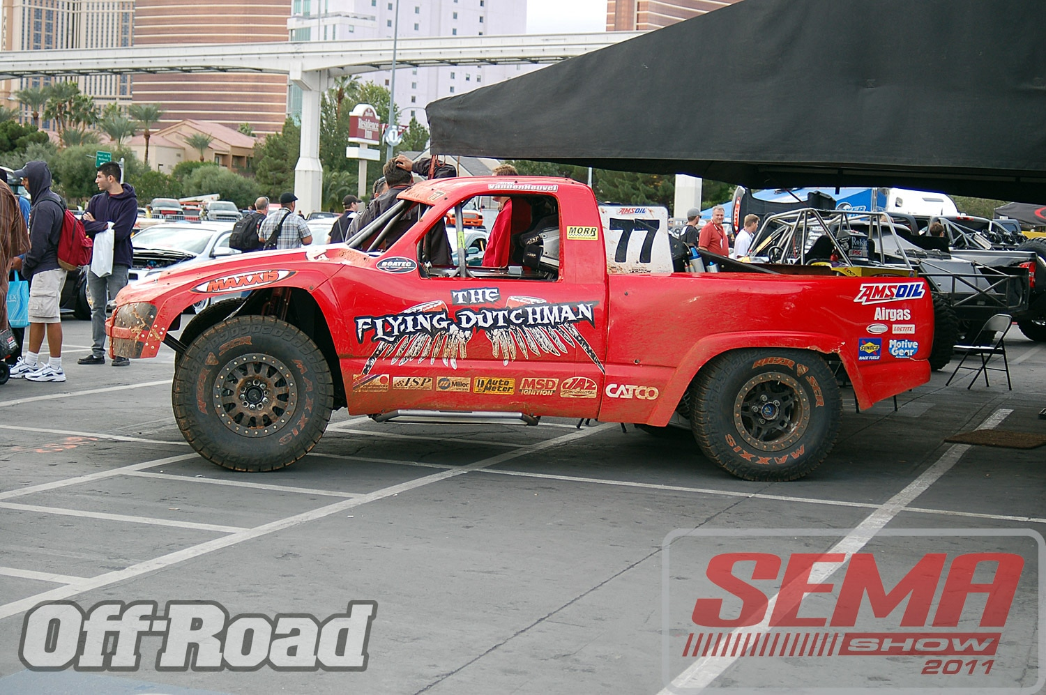 102312or 0243+2011 sema show+off road trucks and products