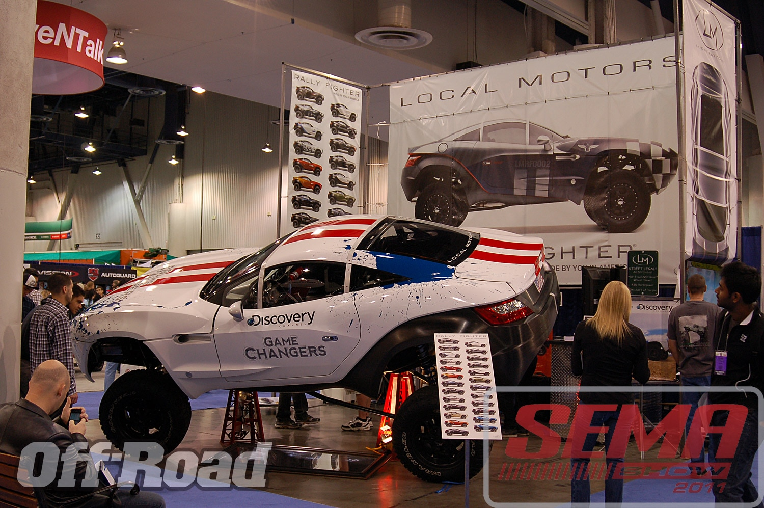 102312or 0220+2011 sema show+off road trucks and products