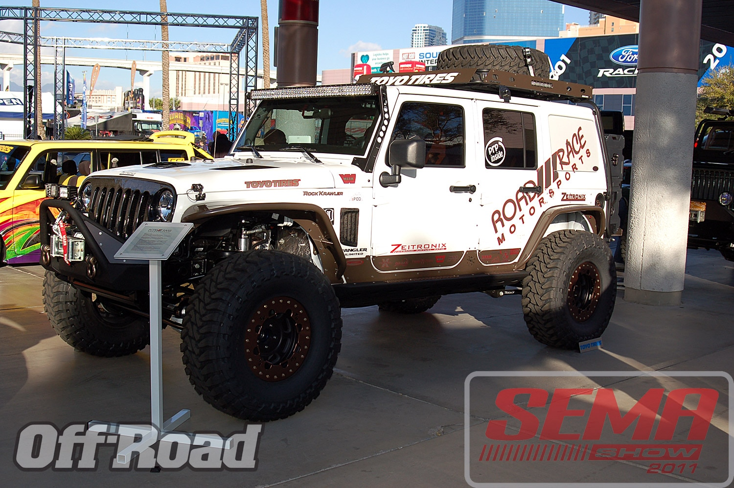 102312or 0156+2011 sema show+off road trucks and products