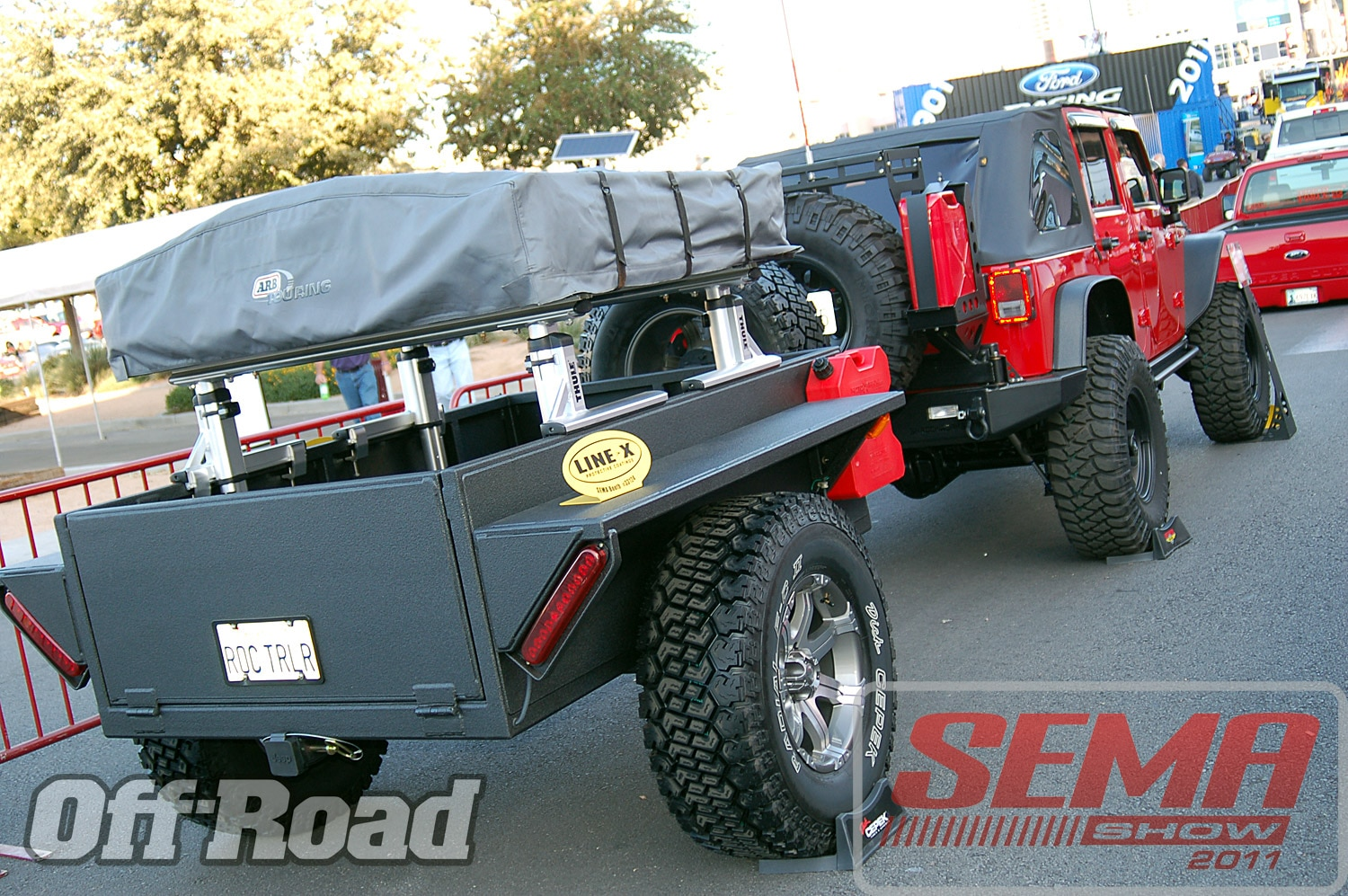 102312or 0118+2011 sema show+off road trucks and products