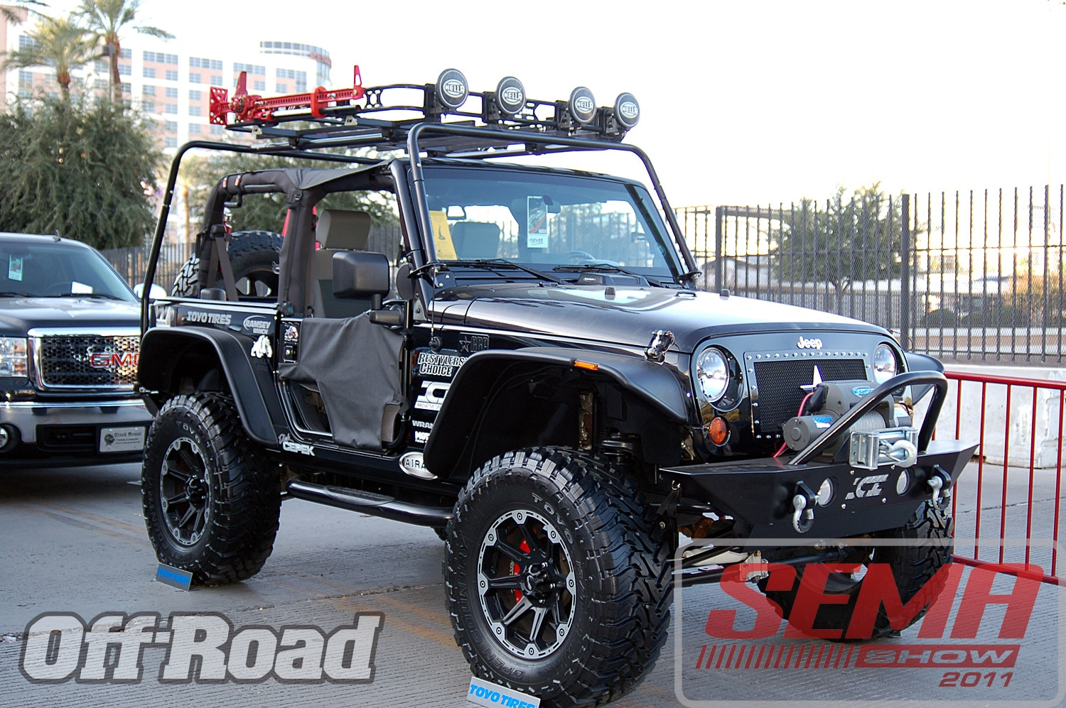 102312or 0117+2011 sema show+off road trucks and products