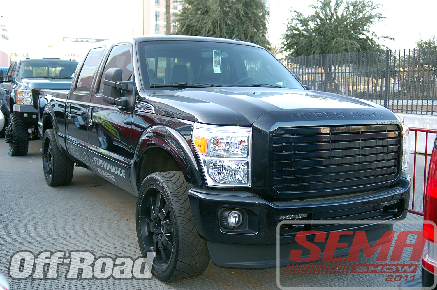 102312or 0115+2011 sema show+off road trucks and products