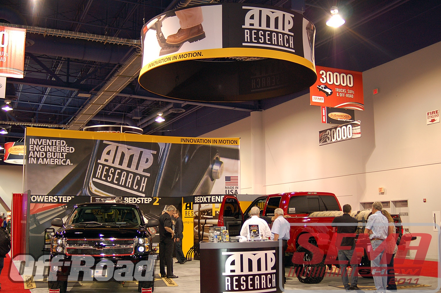 102312or 0090+2011 sema show+off road trucks and products