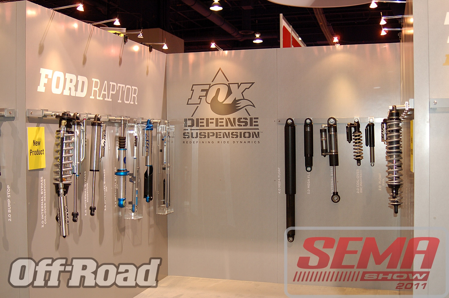 102312or 0086+2011 sema show+off road trucks and products