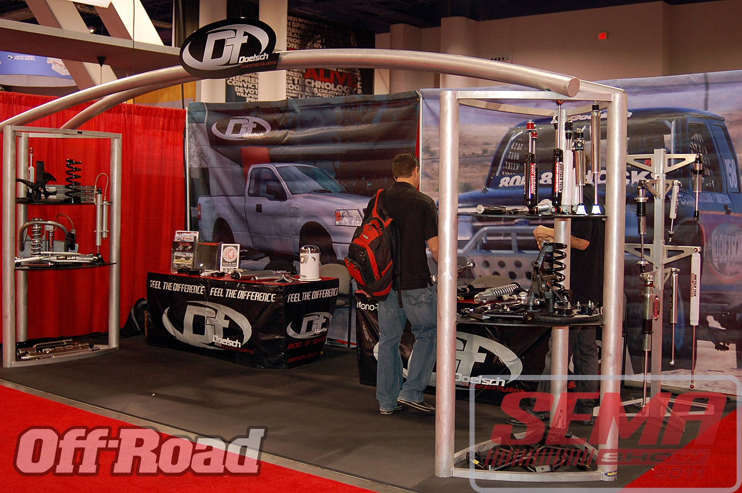 102312or 0069+2011 sema show+off road trucks and products