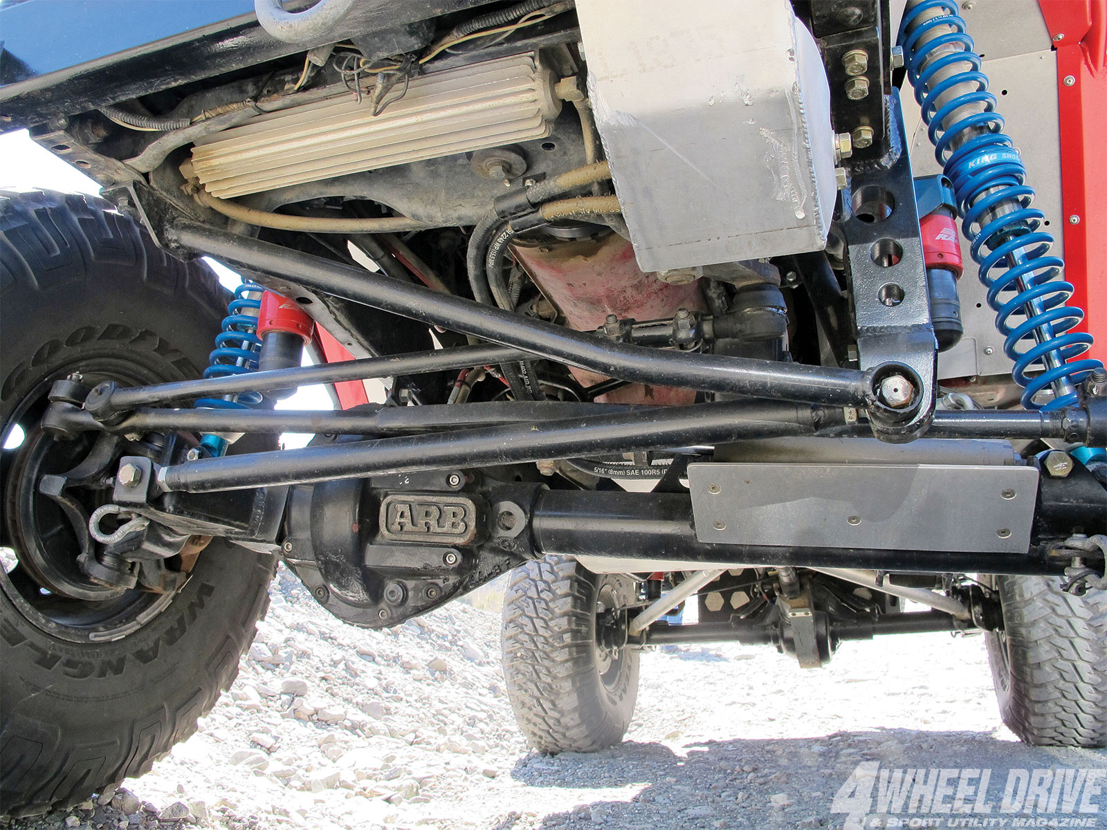 1306 4wd 06+1986 jeep cj 7+dana 44 front axle