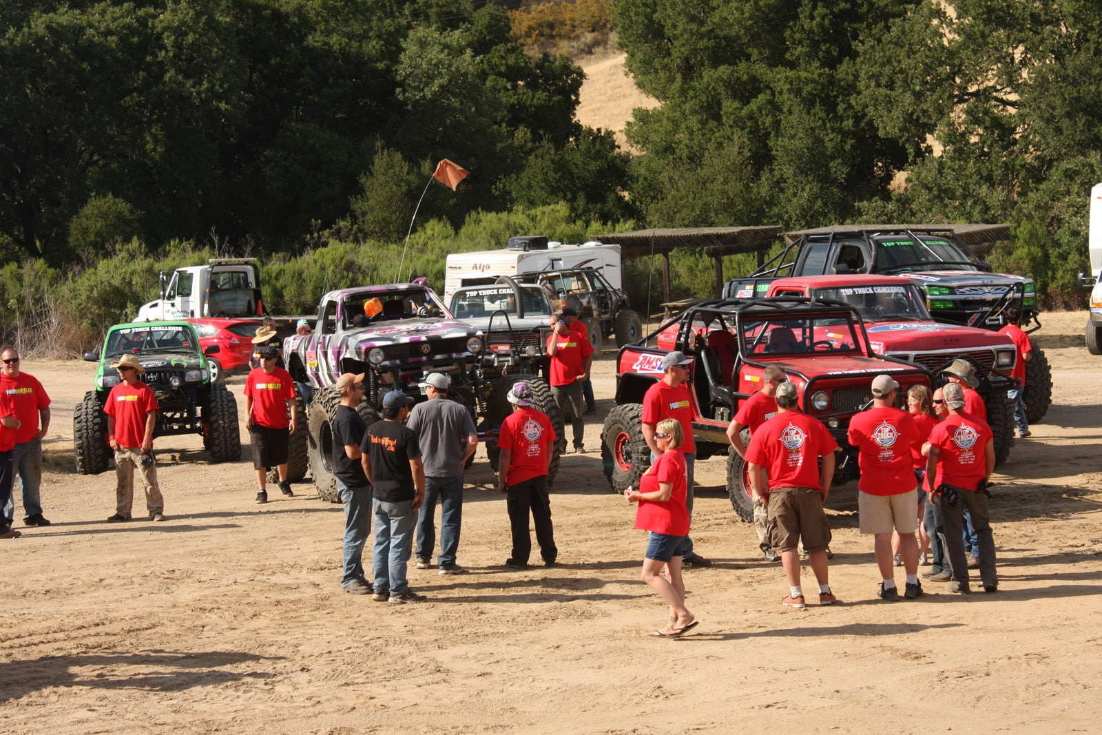 top truck challenge 2013 intro day one 106