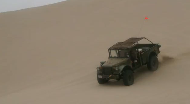 1965 dodge m37 dirt every day episode 10 pismo beach