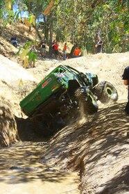 top truck challenge 2013 tank trap 089 1987 gmc k5 jimmy