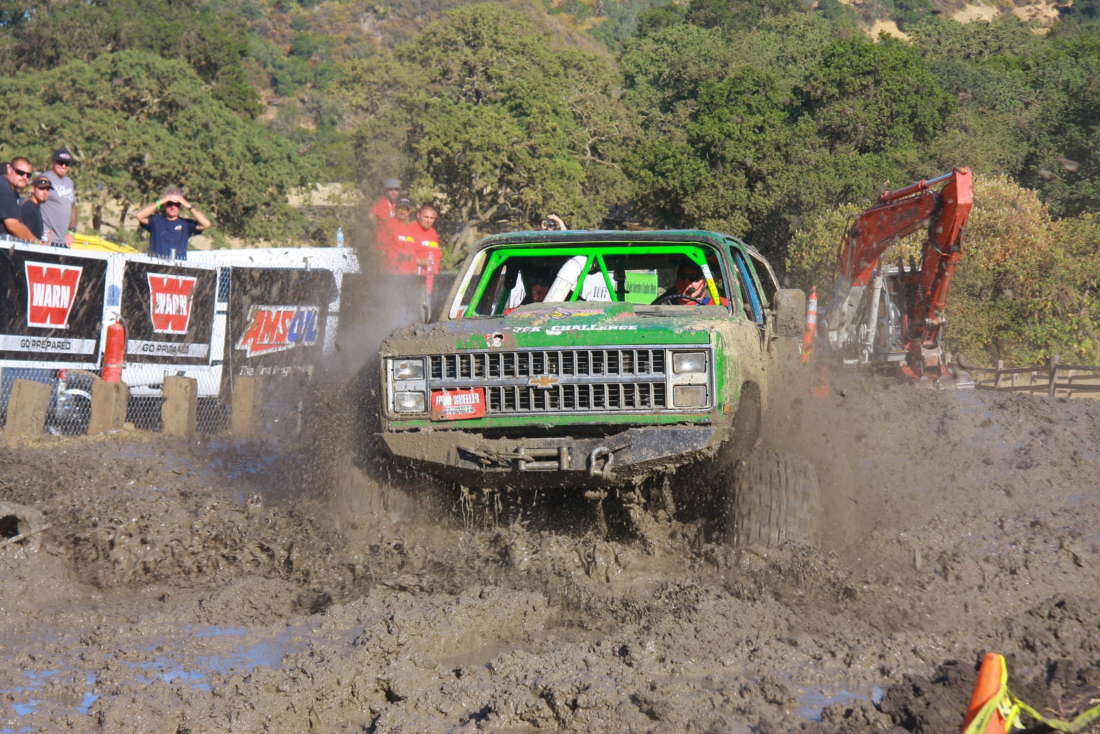 top truck challenge 2013 mud pit 076 1987 gmc k5 jimmy