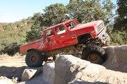 top truck challenge 2013 coal chute 041 1989 chevy k30 crew cab