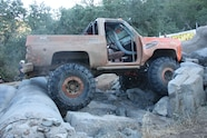 top truck challenge 2013 coal chute 109 1978 chevy k5 blazer