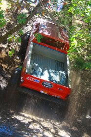 top truck challenge 2013 tank trap 058 1989 chevy k30 crew cab