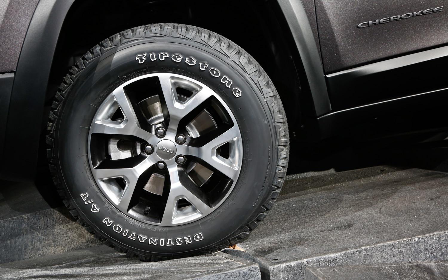 2014 Jeep Cherokee wheels1