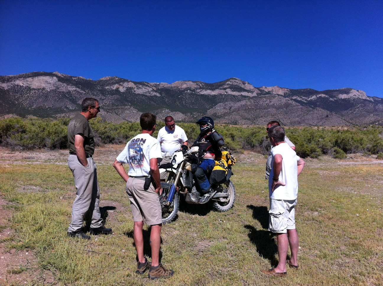Land Rover Expedition America  5  Rider We Met