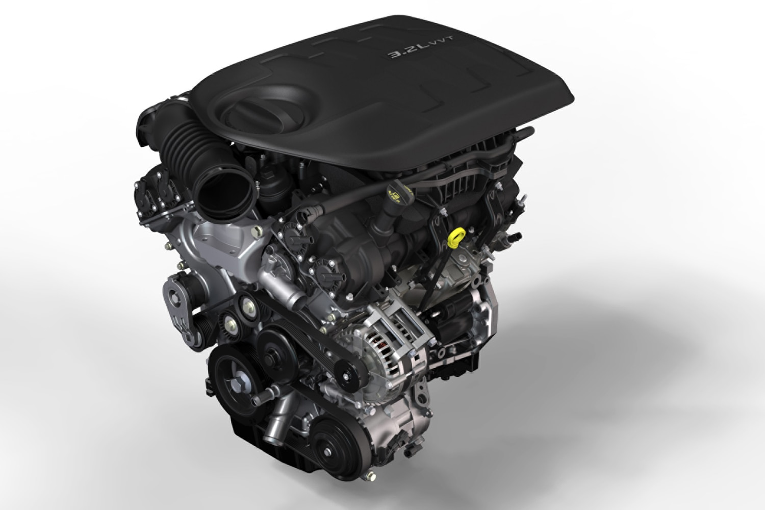 2014 Jeep Cherokee Trailhawk  5  engine