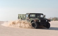 U S  Government Will Auction Military HMMWV HUMVEE to Public