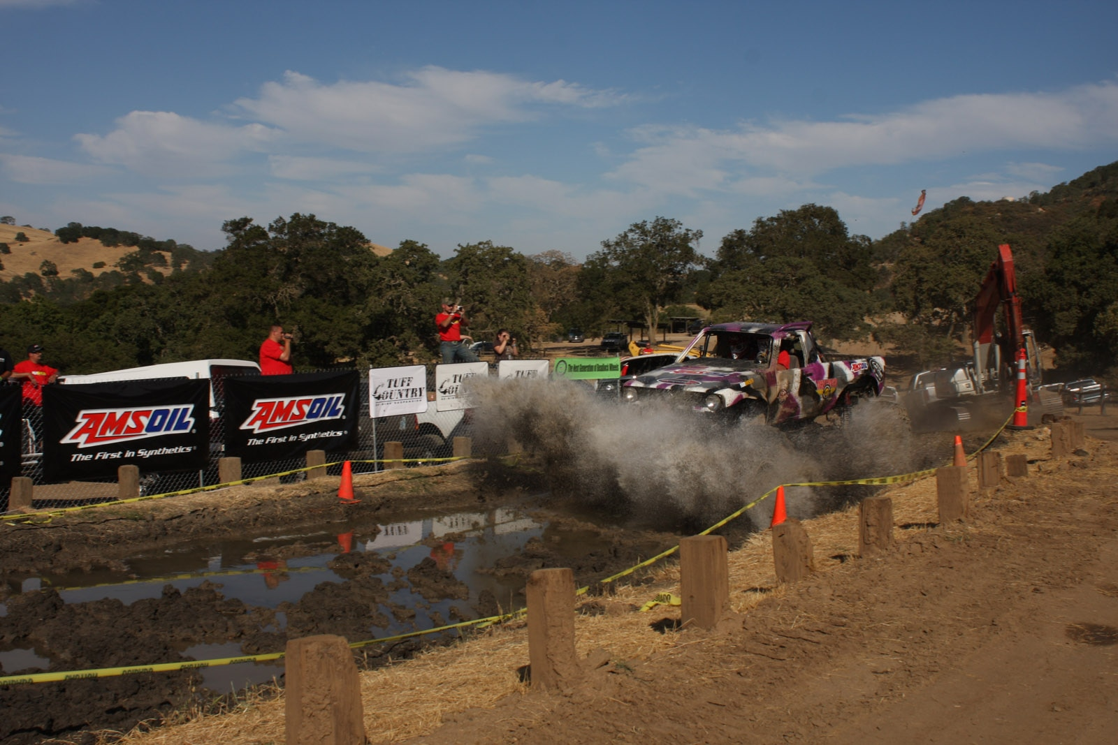 top truck challenge 2013 mud pit 002 1981 volkswagen rabbit pickup