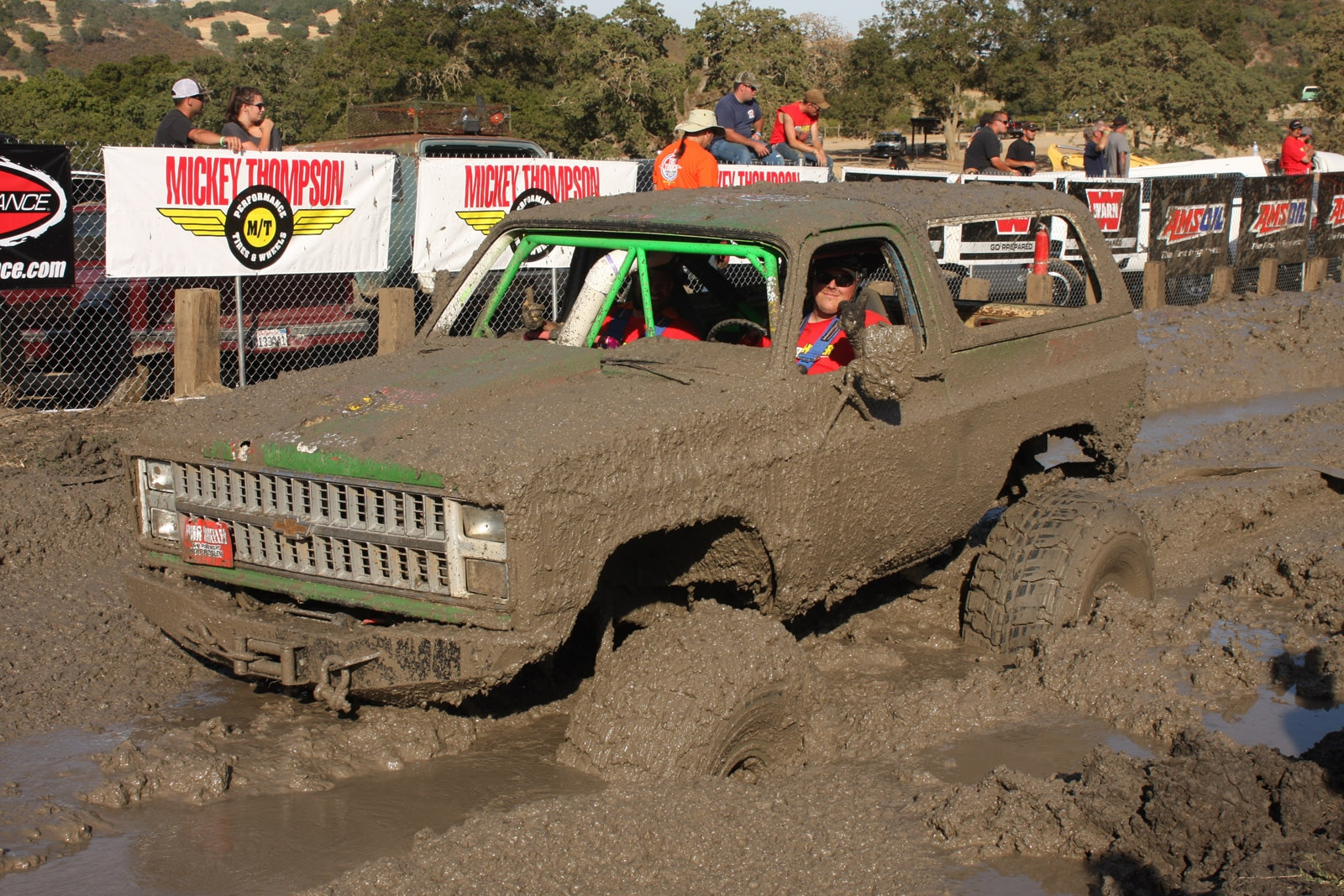top truck challenge 2013 mud pit 081 1987 gmc k5 jimmy