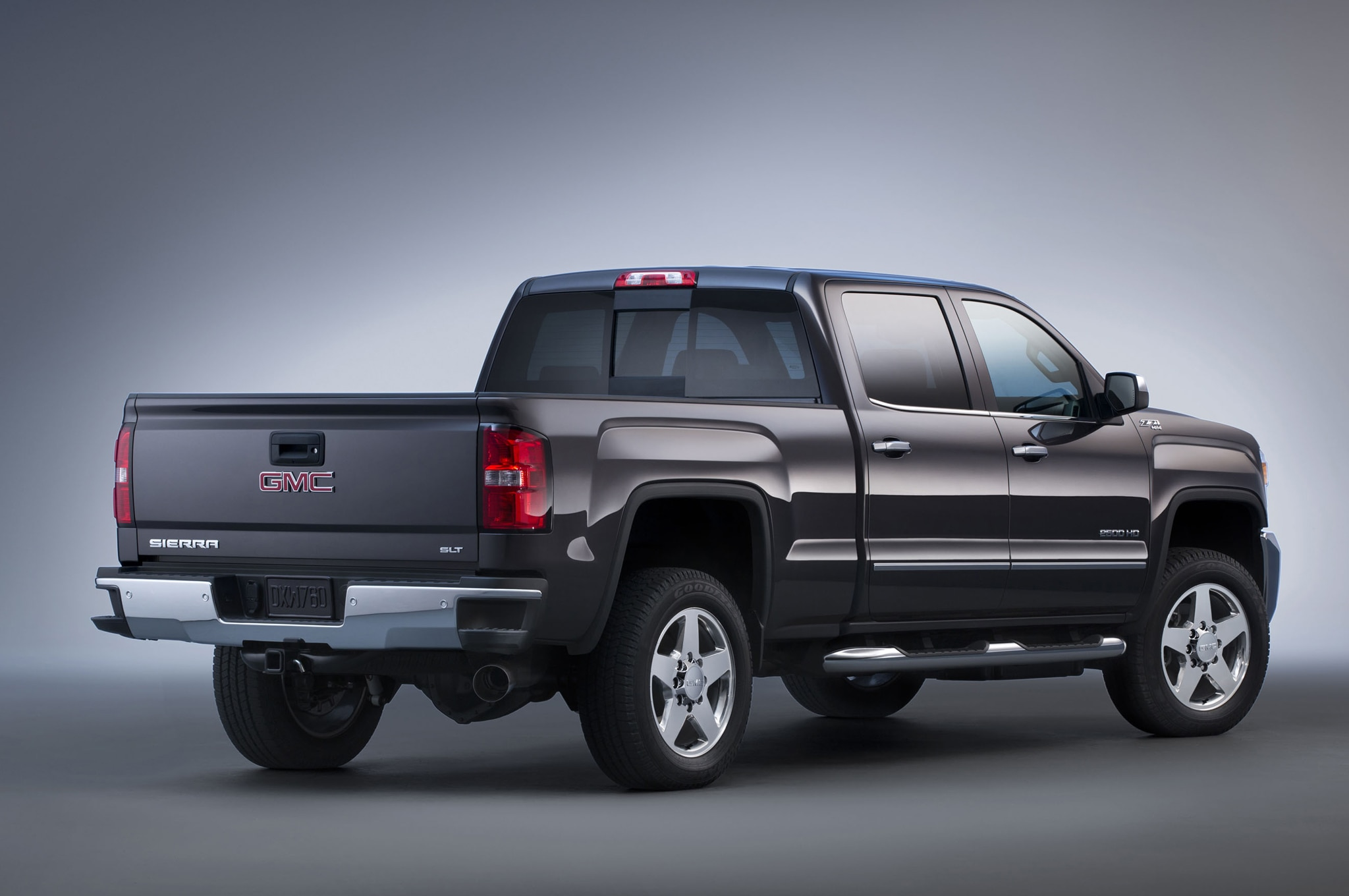2015 GMC Sierra 2500HD rear