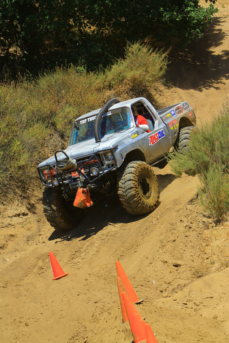 top truck challenge 2013 obsticle course 086 1977 gmc k15