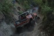 top truck challenge 2013 tank trap 135 1978 chevy k5 blazer