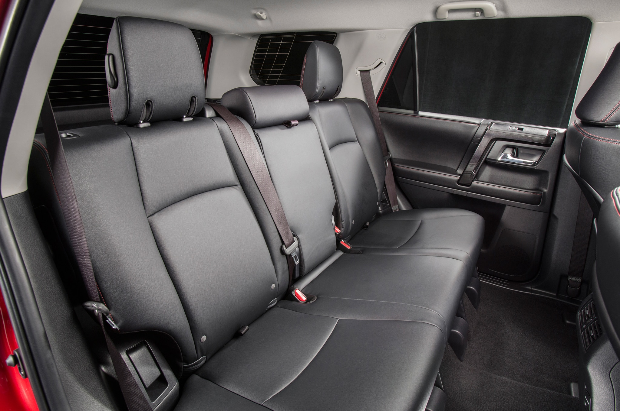 2014 Toyota 4runner Trail back seats