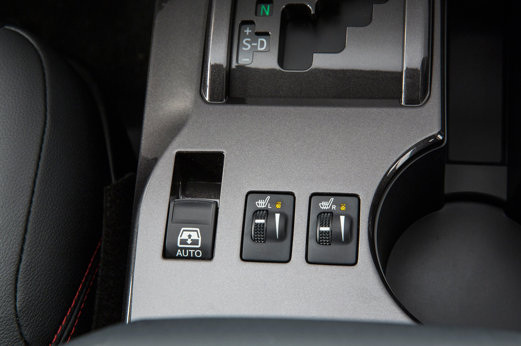 2014 Toyota 4runner Trail heated seats