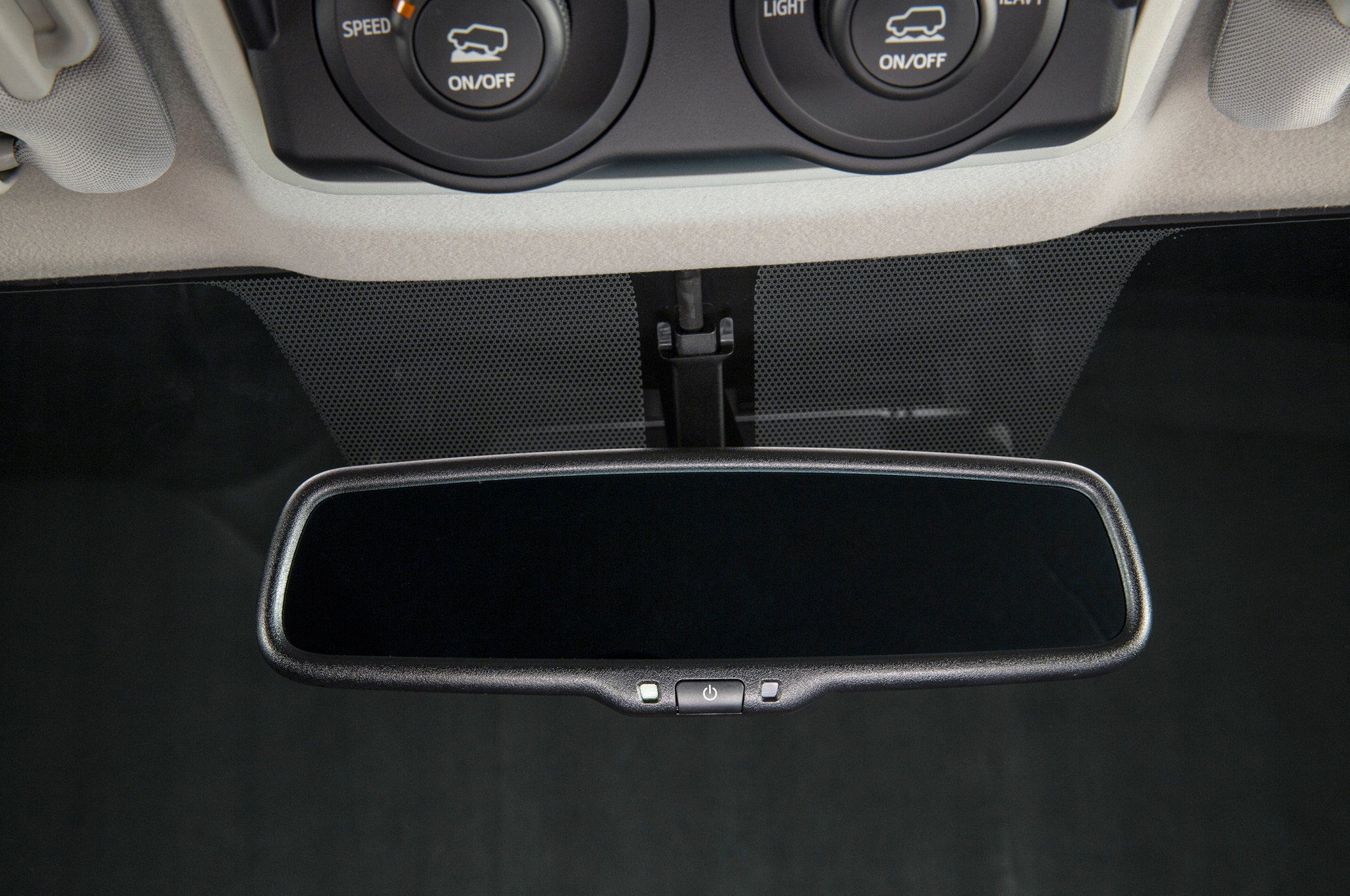 2014 Toyota 4runner Trail rear view mirror