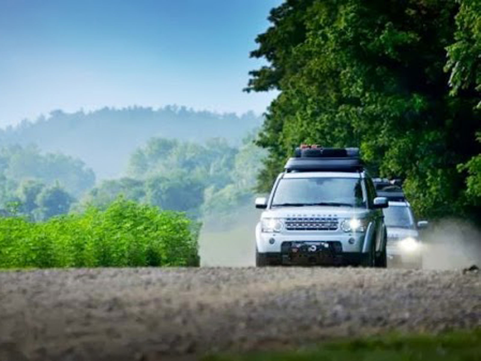 land rover lr4 expedition america