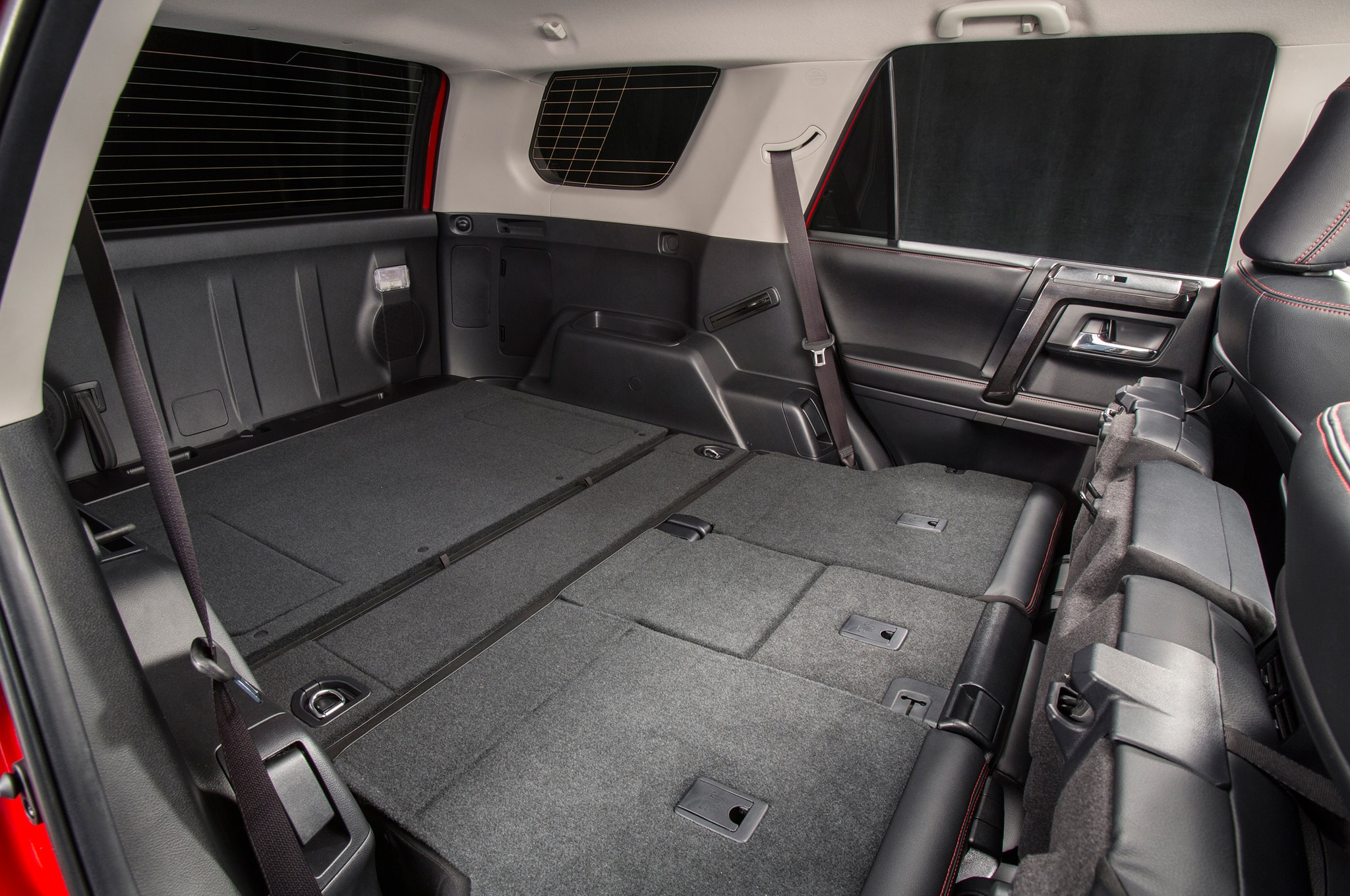 2014 Toyota 4runner Trail back seats 03