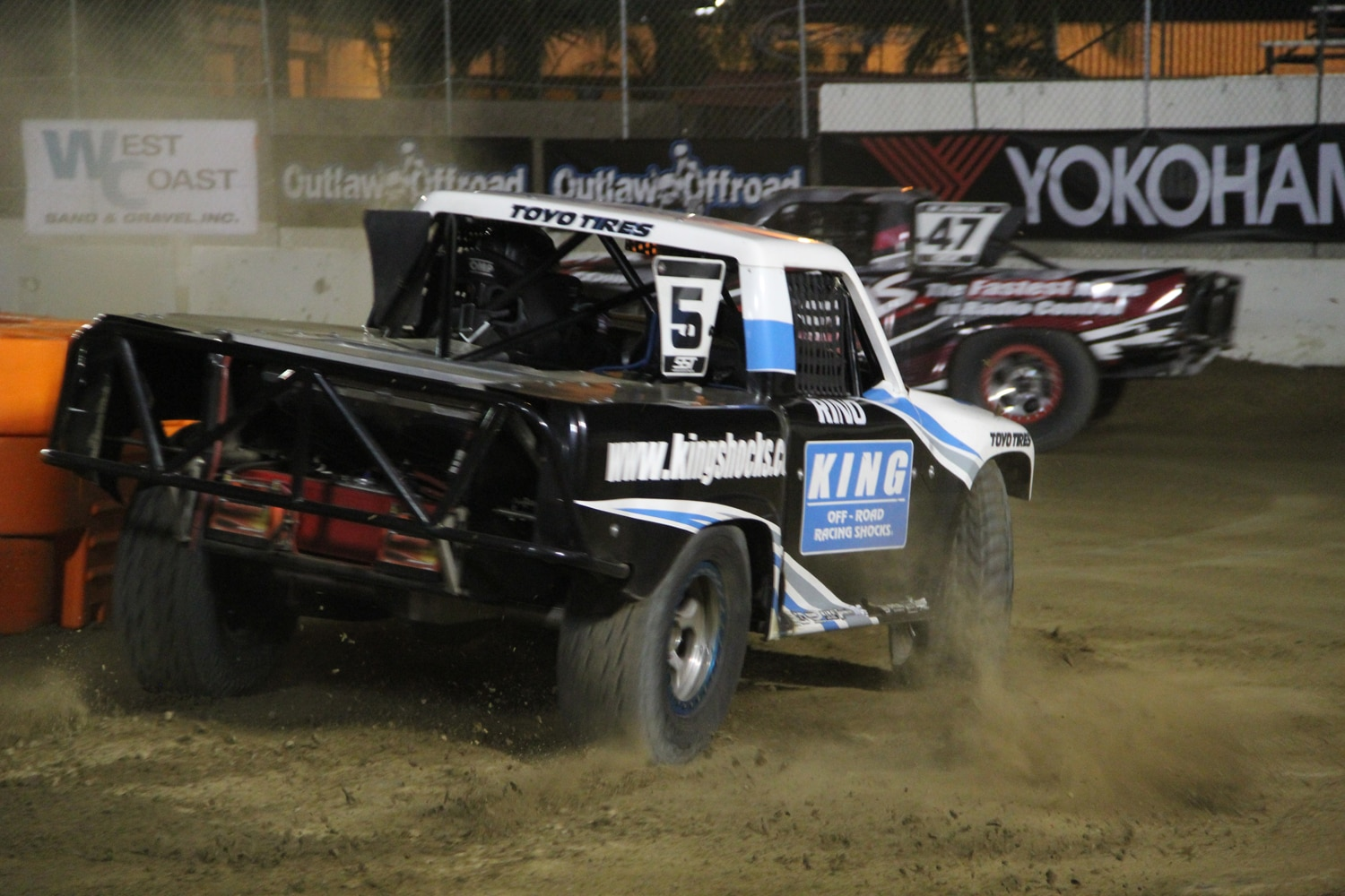 Stadium Super Trucks at SSSS  18  King Shocks SST Truck.JPG