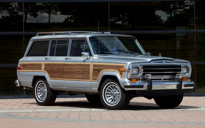 FCA Mentions Both Wagoneer and All-New Three-Row Jeep SUV in Future Plans