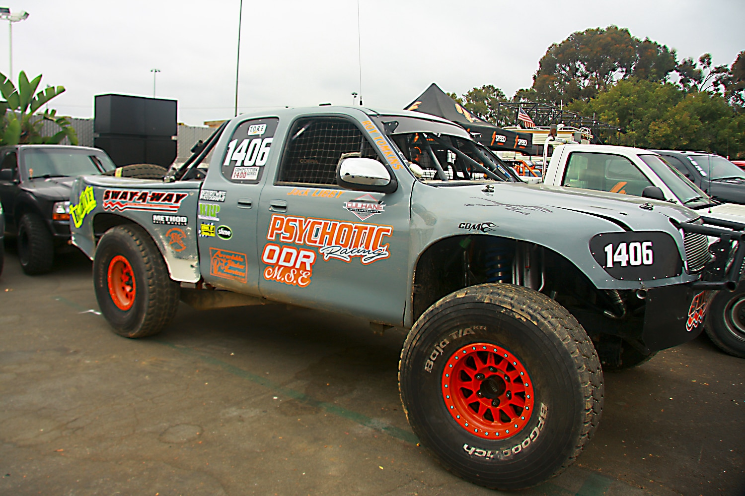 Off Road Race Truck   1  Toyota Tundra