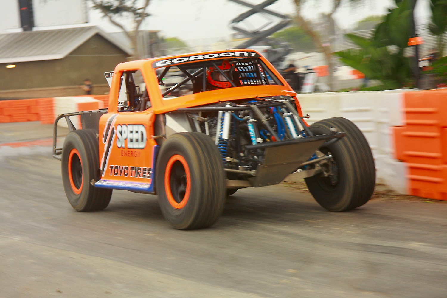 Off Road Race Truck   5  SST Truck Robby Gordon