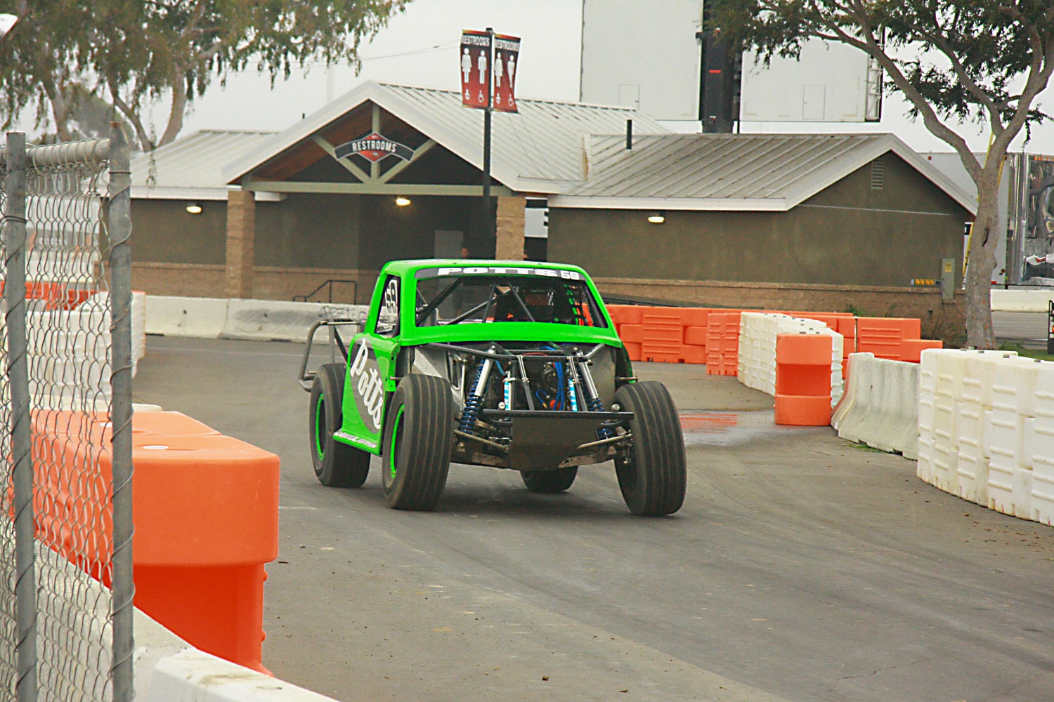 Off Road Race Truck   7  SST Potts Truck