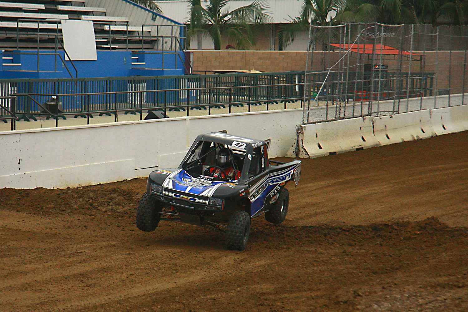 Off Road Race Truck   8  Trophy Kart