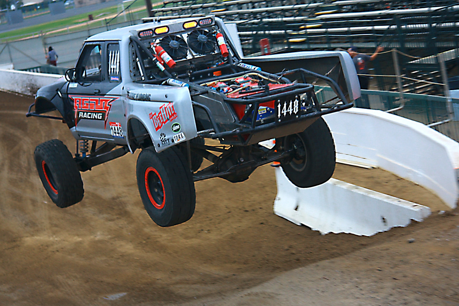 Off Road Race Truck   28  Ford Ranger Prerunner