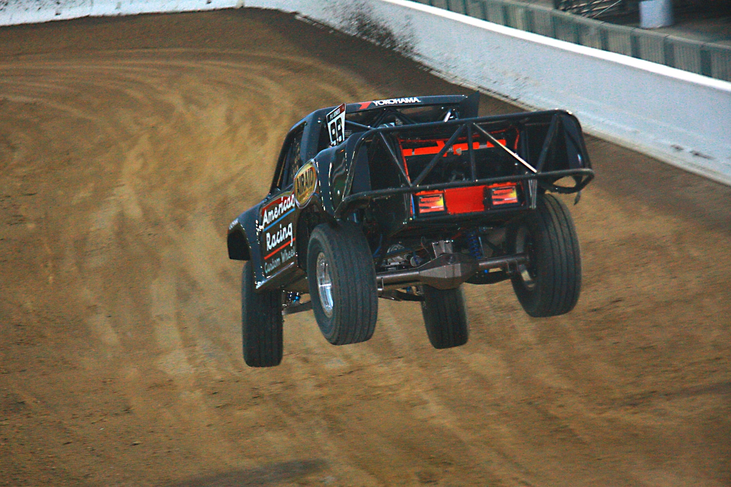 Off Road Race Truck   47  SST Truck jump