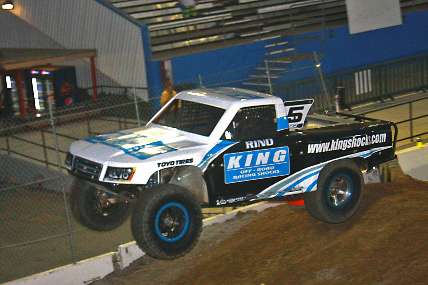 Off Road Race Truck   51  King Shocks SST Truck
