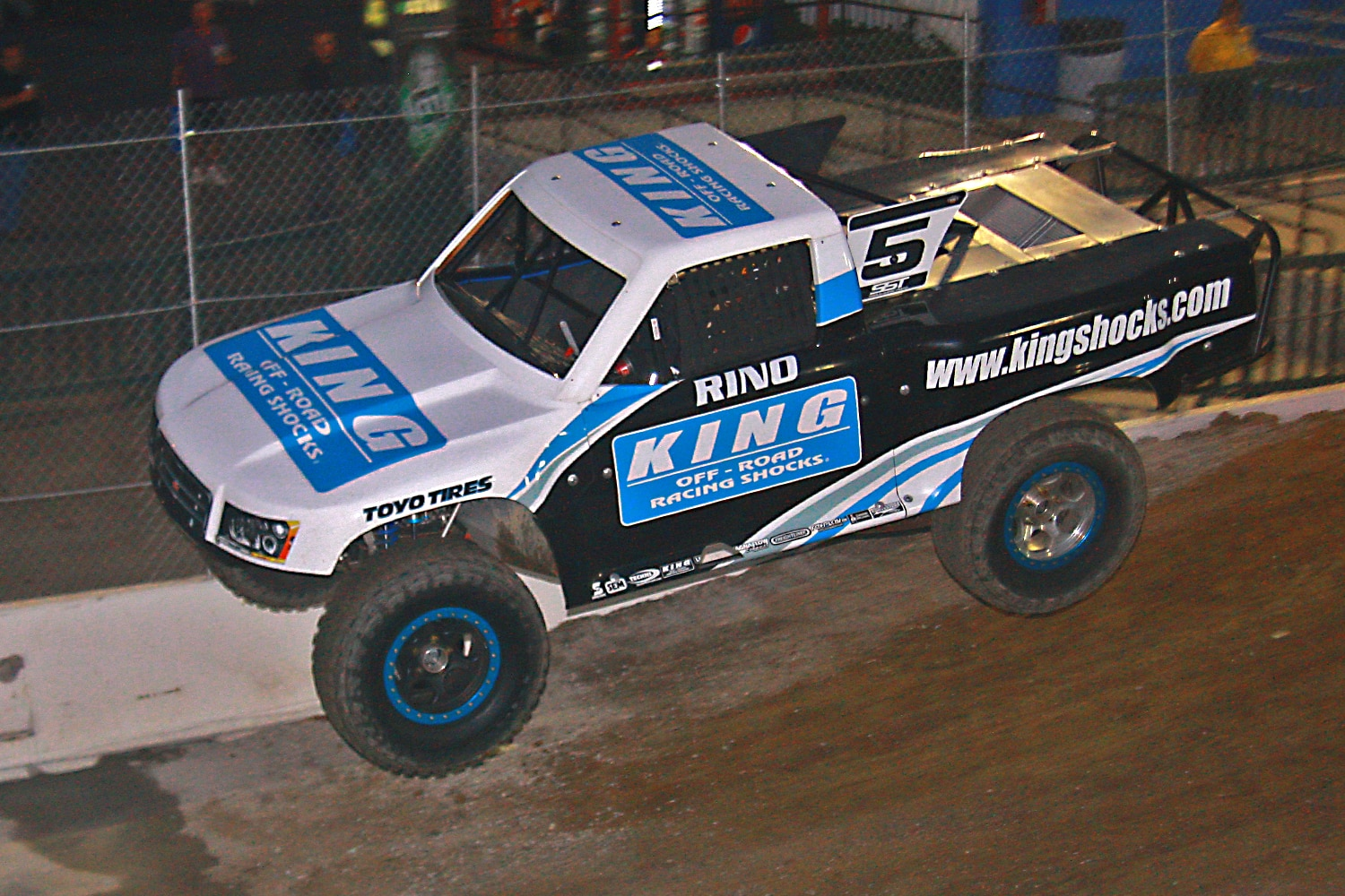Off Road Race Truck   52  King Shocks SST Truck Jump