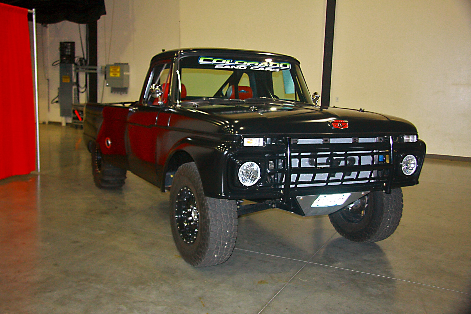 Off Road Race Truck   68  Twin I Beam Ford F100