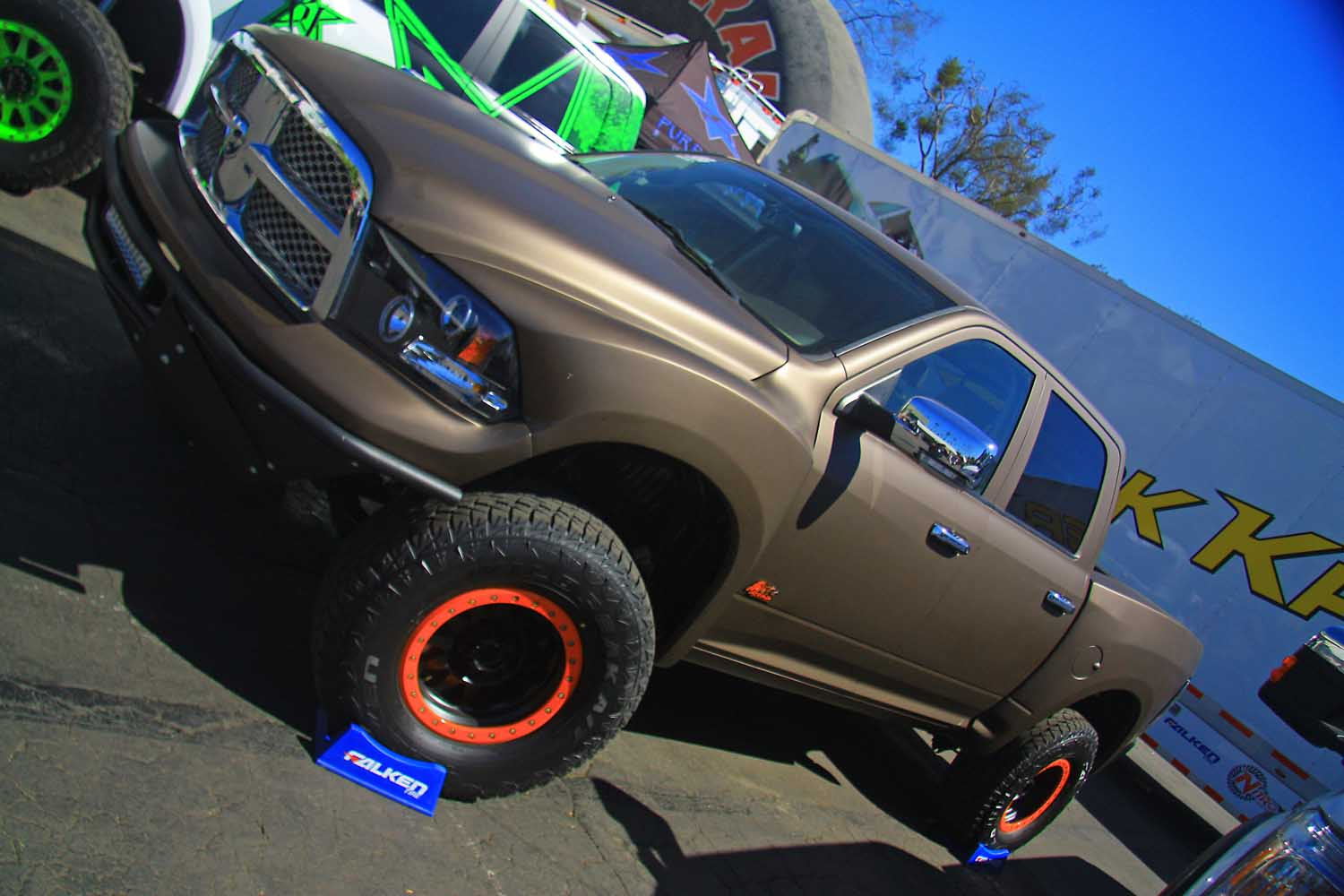 6  Rock Krawler Pure Performance Ram prerunner