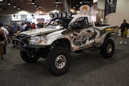 169  Total Chaos Fabrication Toyota Tacoma race truck