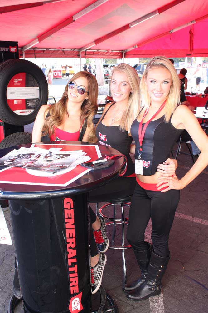 177  General Tire Girls