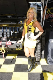 178  Rockstar Energy Drink Girl