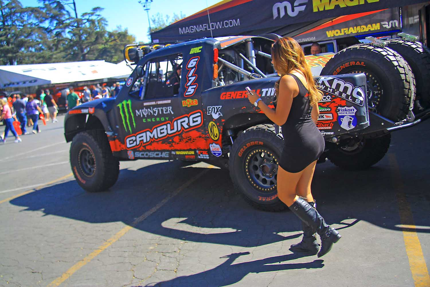 23  Camburg Engineering Kinetik Trophy Truck Photo Bomb