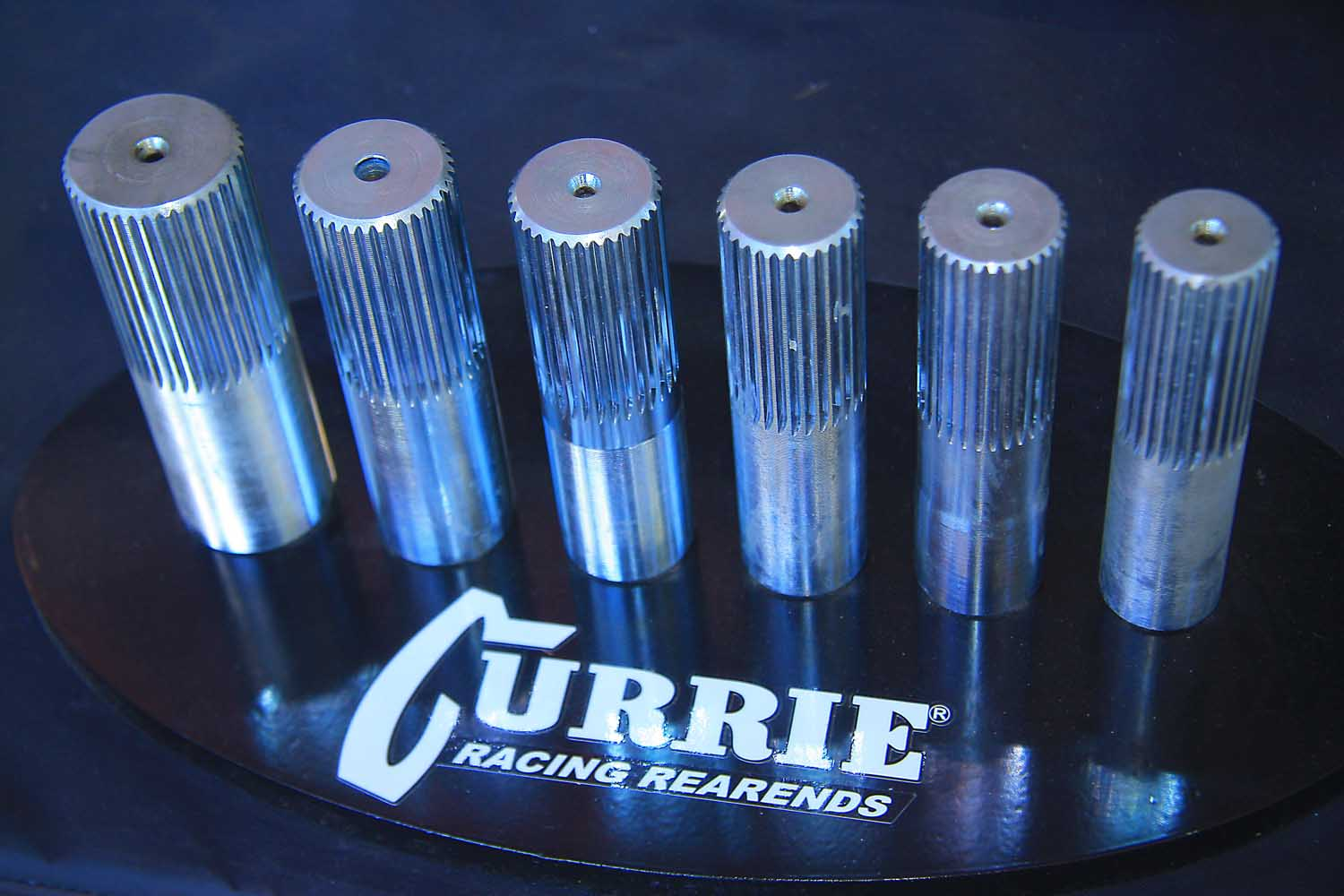 39   Currie Enterprises Heat Treated Axles