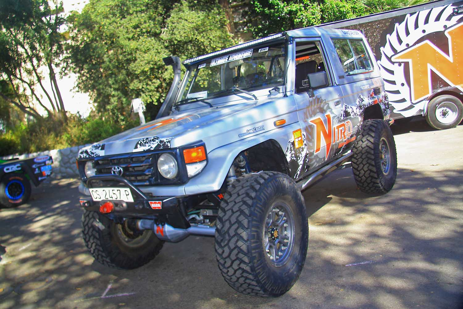 43  Nitro Gear Toyota BJ40 Land Cruiser Ultimate Adventure