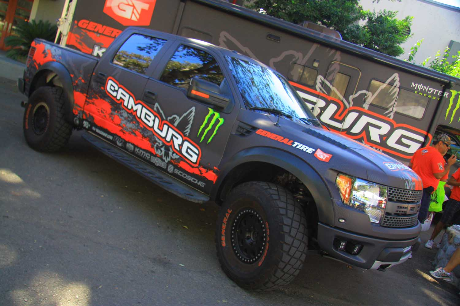 52  Camburg Engineering Ford F150 SVT Raptor